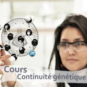 Cours la Continuité génétique