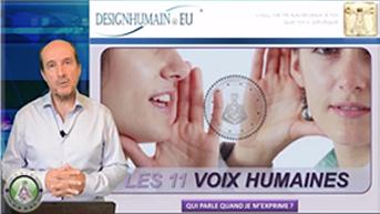 6. LES 11 VOIX DE L'EXPRESSION HUMAINE