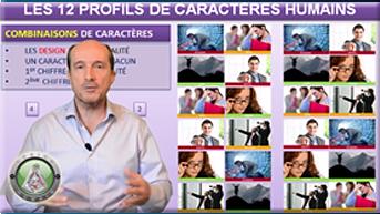 4. LES 12 PROFILS DE CARACTÈRES