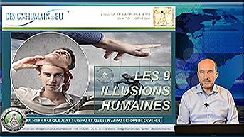 2. NONSOI : LES 9 ILLUSIONS HUMAINES
